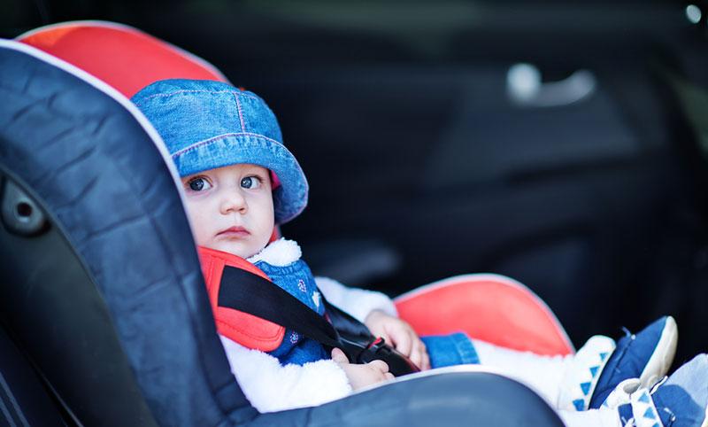 Stroller-Car Seat Travel system