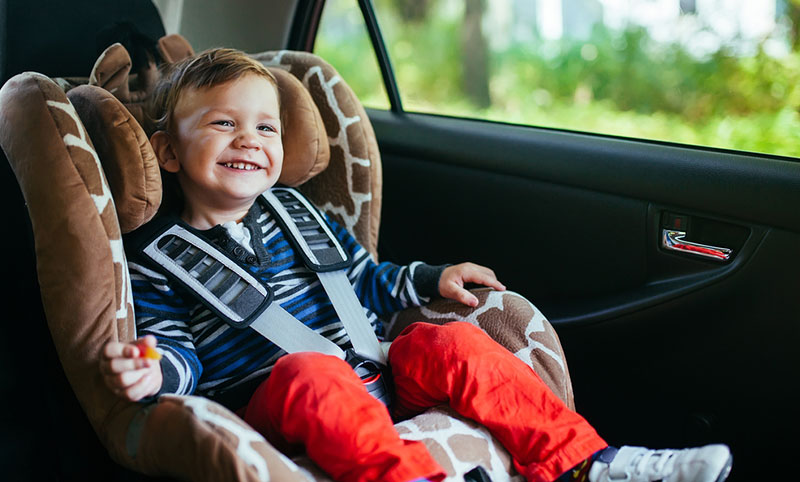 Carseat Tether