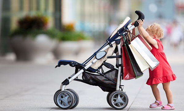 Is Your Child Ready for an Umbrella Stroller? - Child Safety Experts