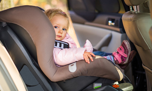 Car Seat Safety Features