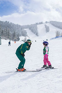 Deer Valley Youth Ski Instruction