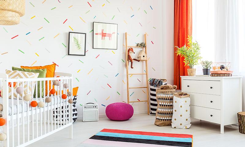 Nursery color choices