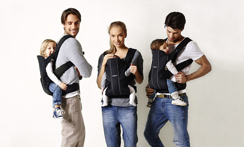 35aaea5368f When is a Baby Carrier Right For Baby - Child Safety Experts